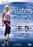 Pilates For Back And Posture - Fit for Life Series [DVD]