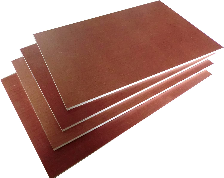 40 x 30 cm, Kiefer 9 mm Holzzuschnitte Bastelholz Sperrholz 10 St/ück