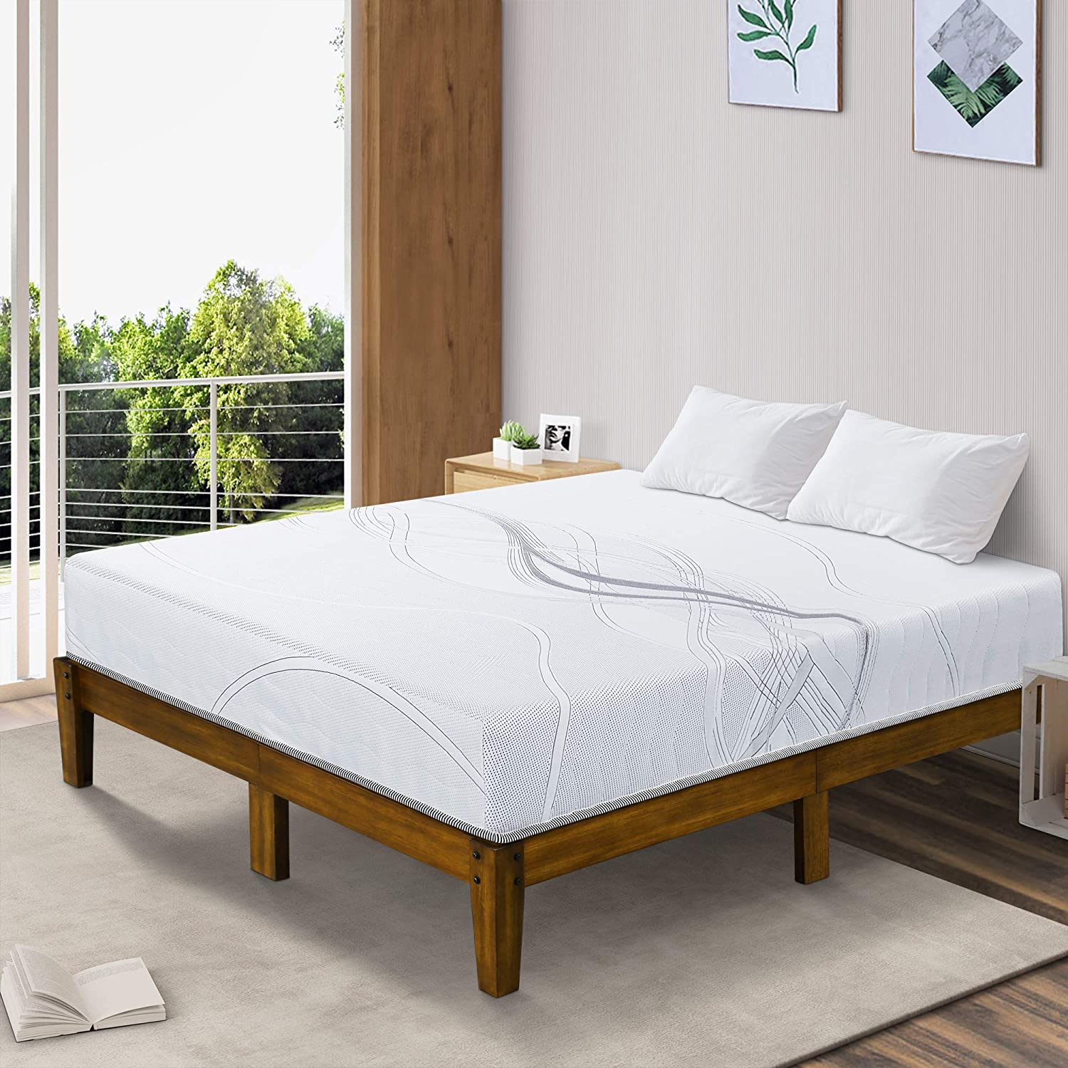 Olee Sleep 10 inch Spring Mattress OL10SM03T
