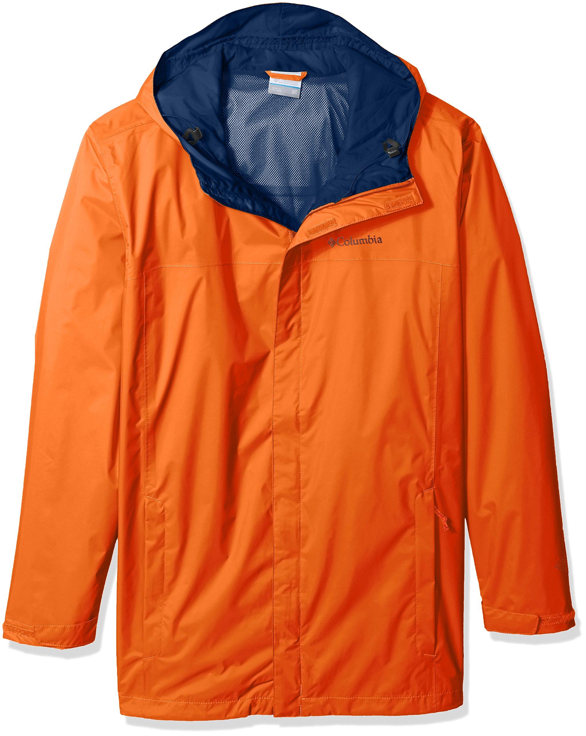 Columbia Men's Big and Tall Watertight Ii Jacket, Heatwave 3X by Columbia (Image #1)