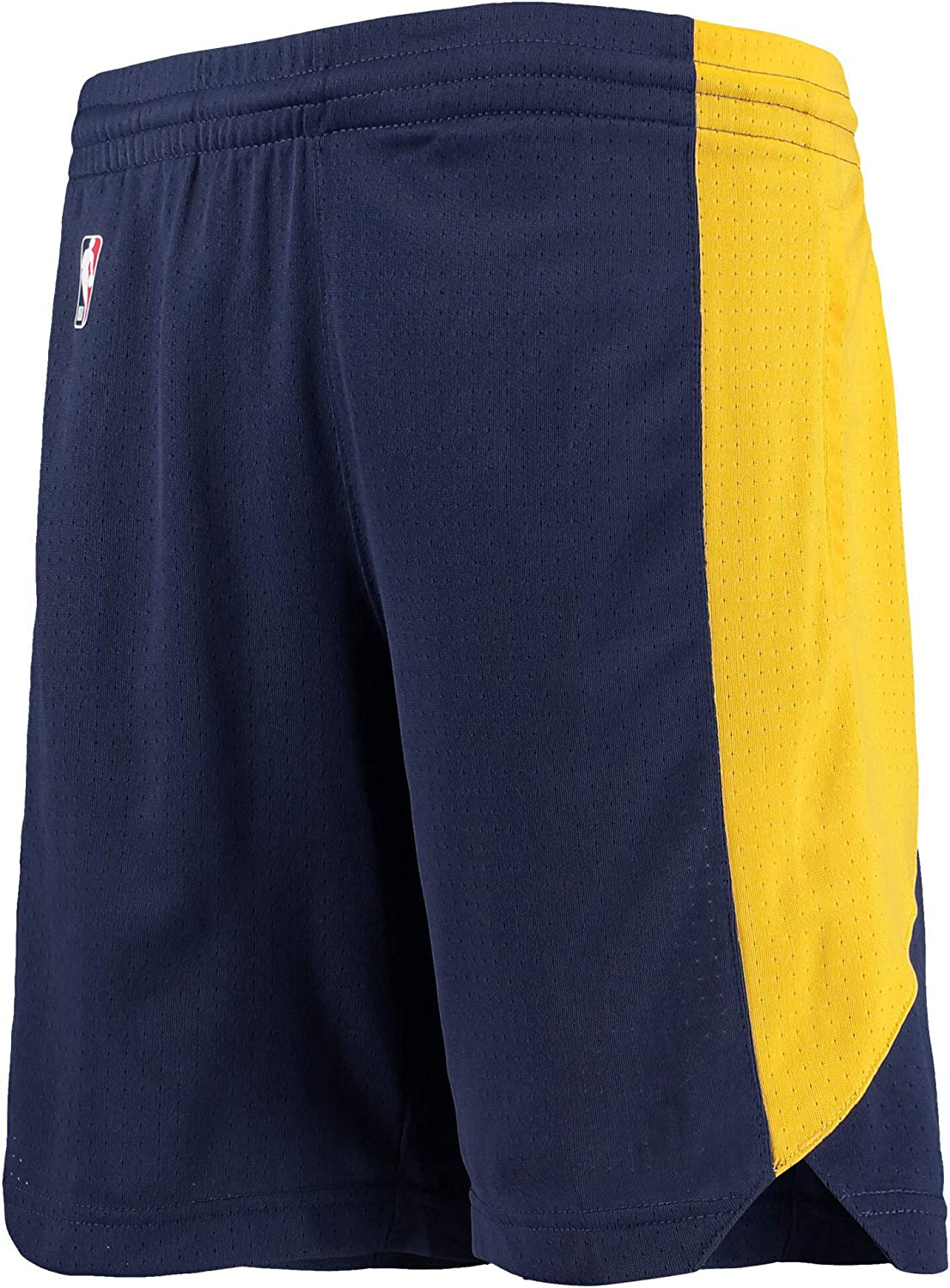 Outerstuff NBA Youth 8-20 Primary Logo Performance Practice Shorts