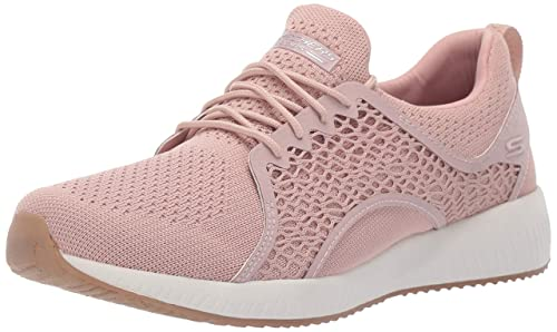Skechers Women's Skechers BOBS Sport Squad Pocket Ace Sneaker Blush Pink Performance Shoes from shoes | ShapeShop