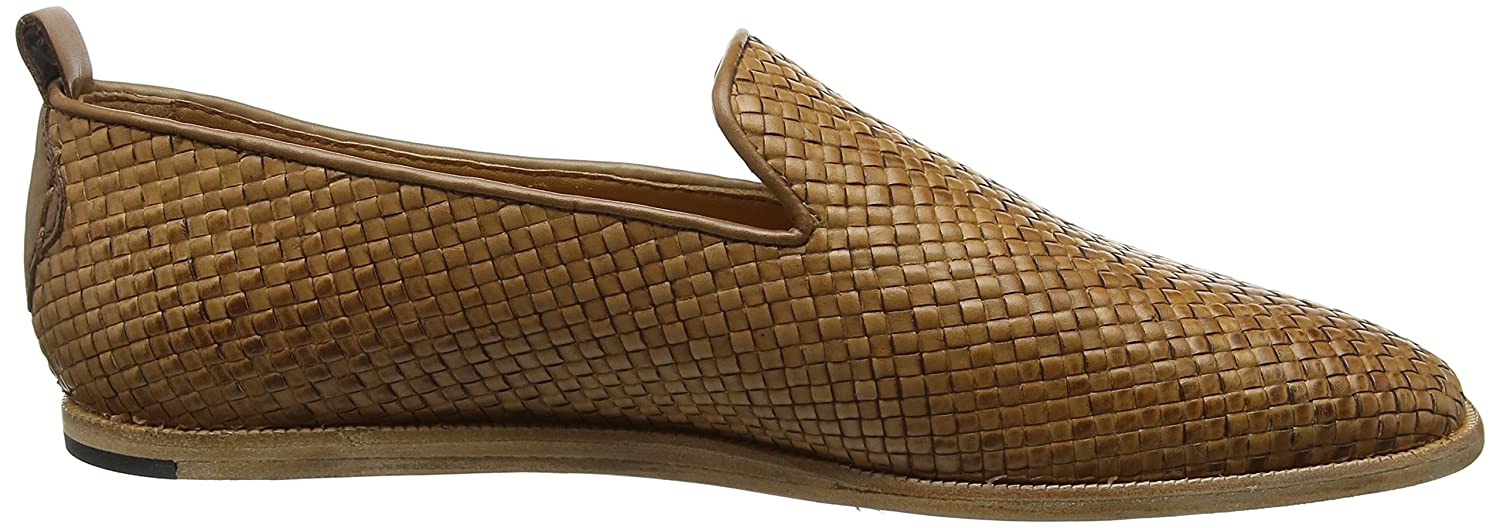 Hudson London Braun IPANEMA Herren Slipper Braun London (Tan) be5122