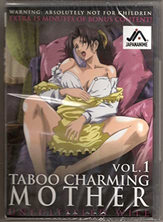 Taboo charming mother unfulfilled wife