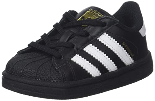 adidas Superstar I Sneaker Unisex - Bimbi 0-24  Amazon.it  Scarpe e ... 59907255dcd