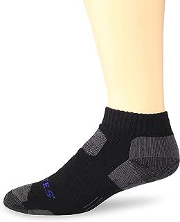 product image for Bates Men's Tactical Low Cut Socks, Black, Large