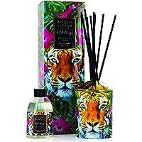 Ashleigh & Burwood WTDIF001 Crouching Tiger (Mandarin and Bergamot) Wild Things Reed Diffuser, 200ml