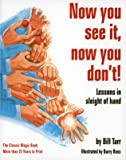 Now You See It, Now You Don't!: Lessons in Sleight of Hand