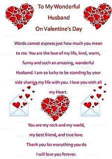 Husband Sentimental Verse Morden Love Couple Dancing Valentine S