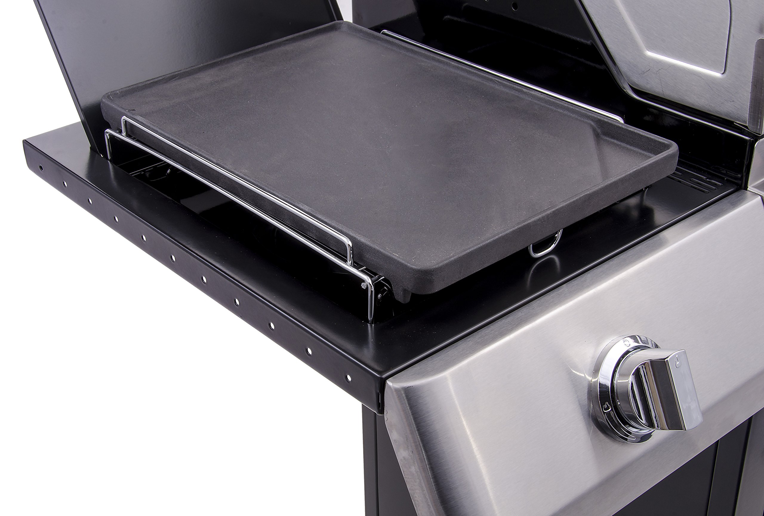 Char-Broil Cast Iron Sideburner Griddle
