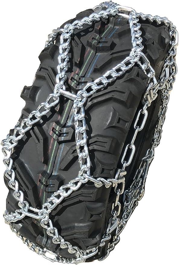 Priced per Pair 26 9 14 ATV UTV Stud Tire Chains TireChain.com 26x9-14