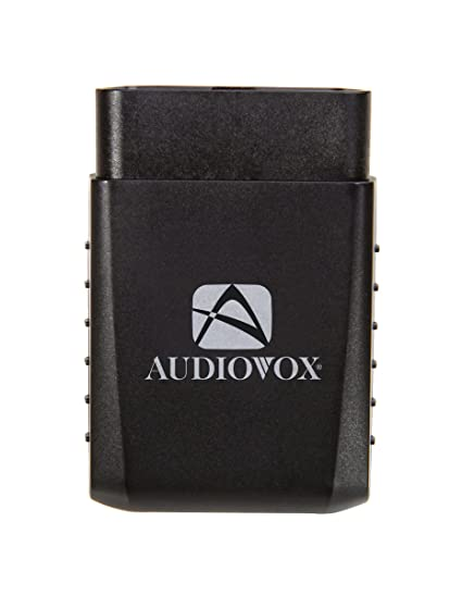 Audiovox Car Connection 2 0 - Vehicle Safety and GPS Tracker with Engine  Diagnostics, Black (AT&T)