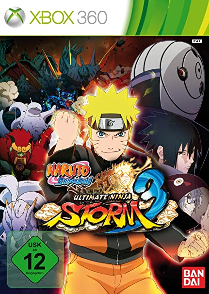 Naruto Shippuden: Ultimate Ninja Storm 3 [Importación ...