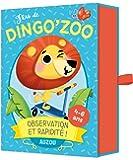 Cartes à jouer Auzou - jeu de Dingo'zoo