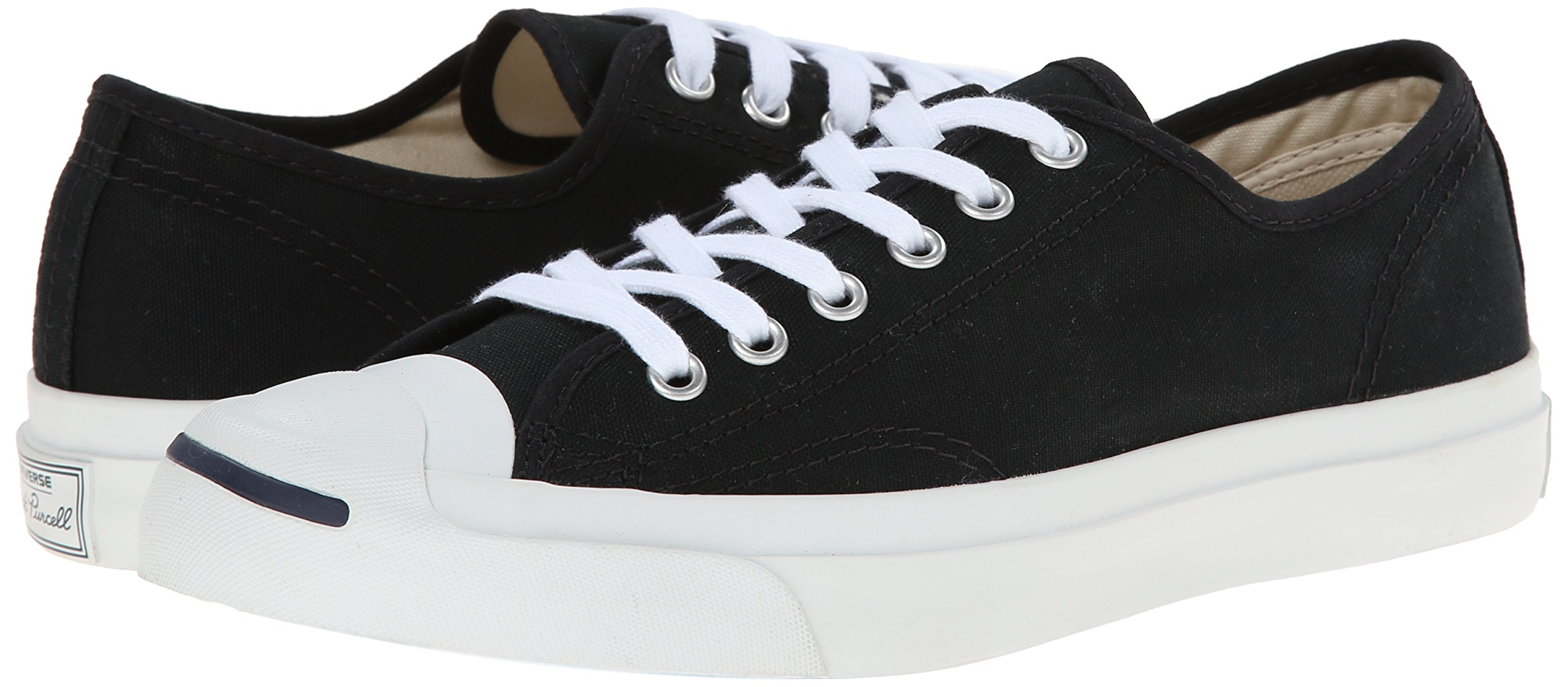 Converse Jack Purcell CP Oxford Canvas Black men's 10.5