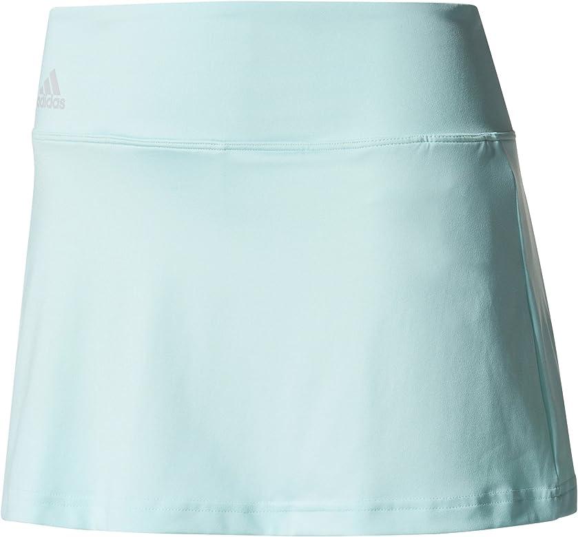 adidas Advantage Falda de Tenis, Mujer, (Aquene), 2XS: Amazon.es ...