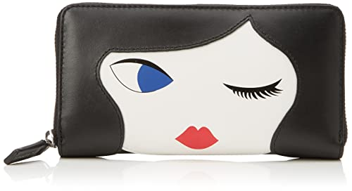 ba065165bd0 Image Unavailable. Image not available for. Colour  Lulu Guinness Women s  Continental Wallet ...