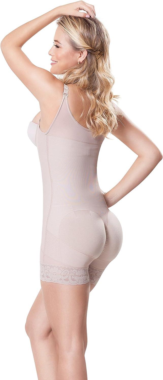 Fajitex Fajas Colombianas Reductoras y Moldeadoras High Compression Garments After Liposuction Full Bodysuit 022641 