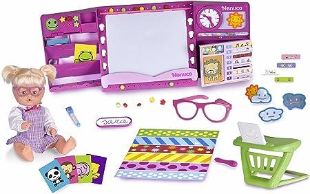 Amazon.es: Nenuco 700013101 hAPPy School - Muñeco interactivo ...