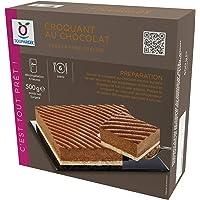 Croquant chocolat feuillantine praliné surgelé - 500 g