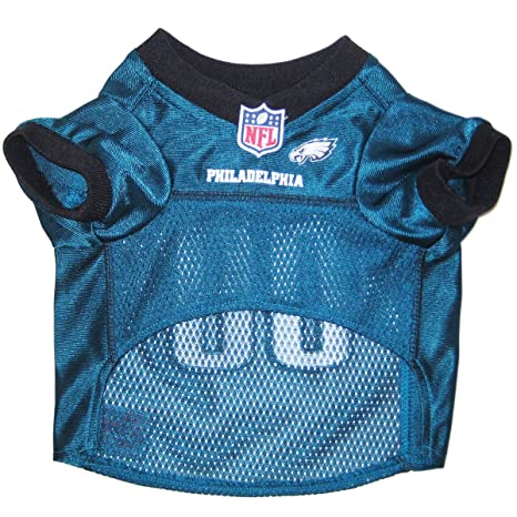 huge selection of e4f0d 89fa5 NFL PET Jersey. Most Comfortable Football Licensed Dog Jersey. 32 NFL Teams  Available in 7 Sizes. Football Jersey for Dogs, Cats & Animals. - Sports ...