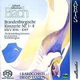 Johann Sebastian Bach: The Brandenburg Concertos No. 1-4, BWV 1046-1049