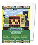Amazon Price History for:Pacon Riverside Construction Paper, 9-Inches by 12-Inches, 50-Count, White (103589)