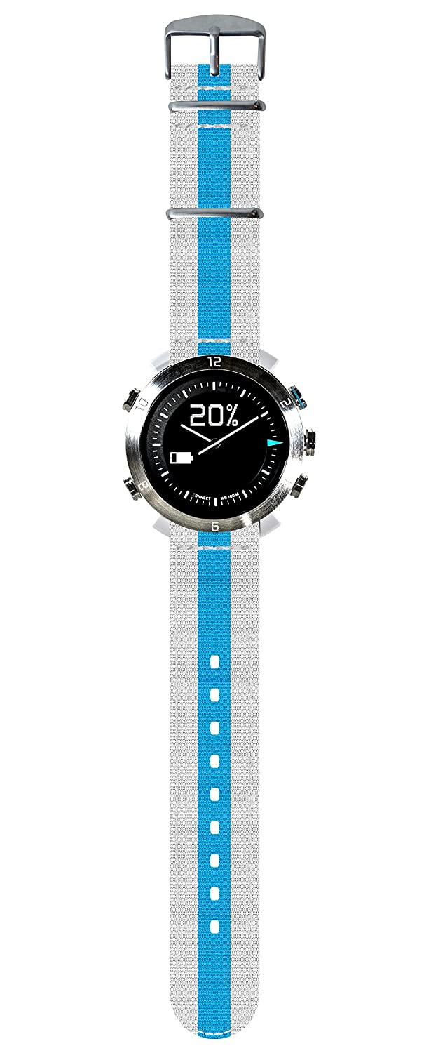 Cogito CW2.0-022-01 SmartWatch - Silicona Nylon: Amazon.es ...