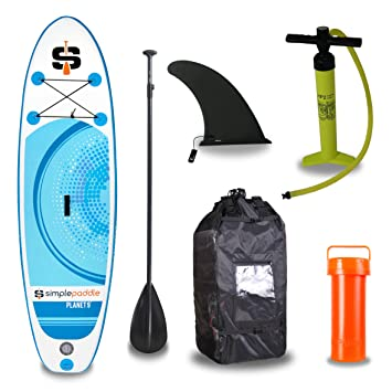 simple-paddle Planet Stand Up Paddle hinchable para adulto, Cielo