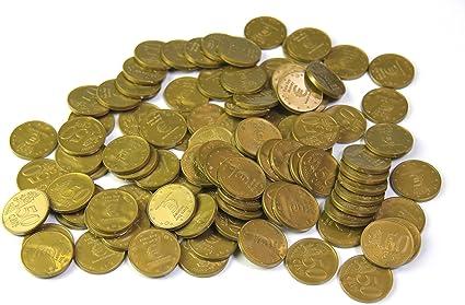 50 Euro – Cent 100 St. monedas dinero parte Dinero €: Amazon.es: Oficina y papelería