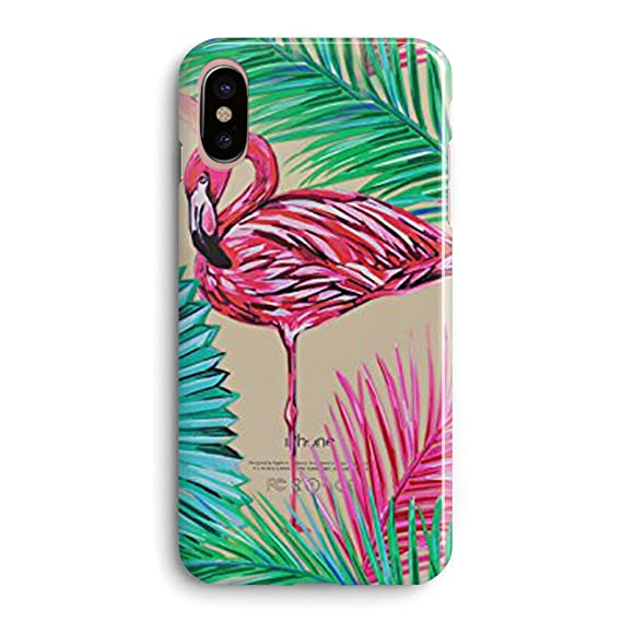 Case for iPhone 6s 6 Aloha Palm Tree,ChyFS Phone Case,TPU Protective Clear Case