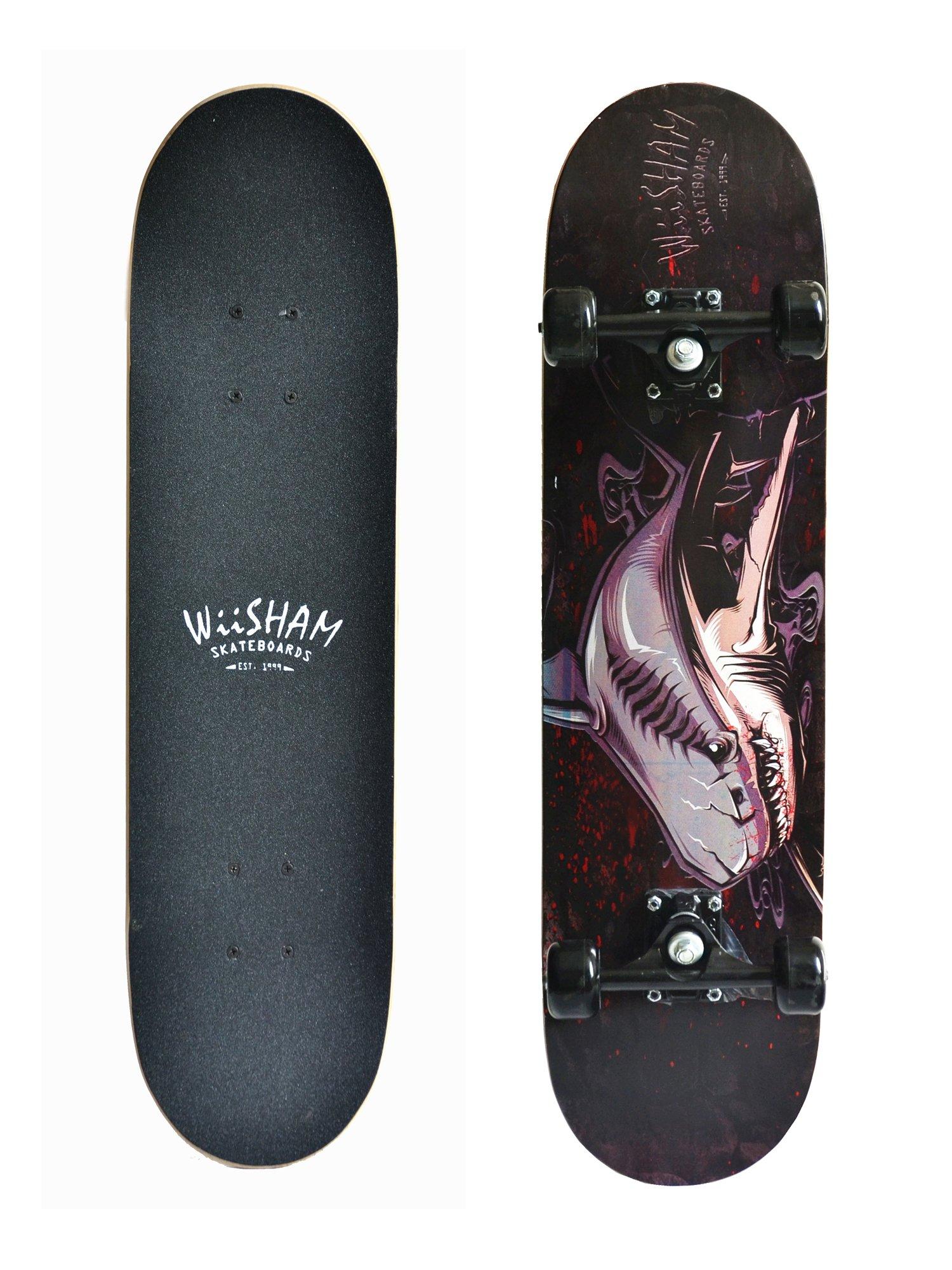 X Free Complete 31'' Skateboard (3)