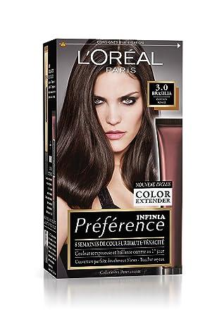 prfrence loral paris coloration permanente 30 chtain fonc - Coloration Chatain Fonce