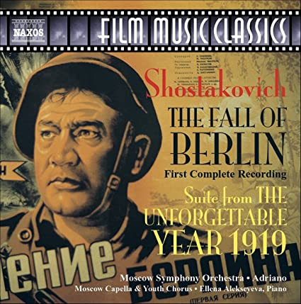 Film Music Classics: Fall of Berlin