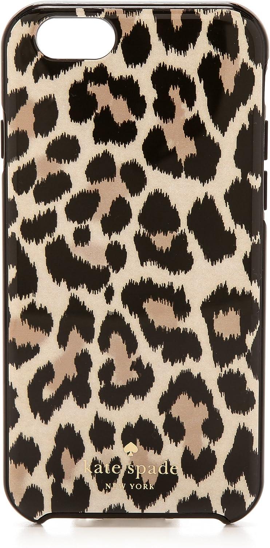 Amazon.com: Kate Spade New York Leopard Ikat iPhone 6 / 6s Case ...