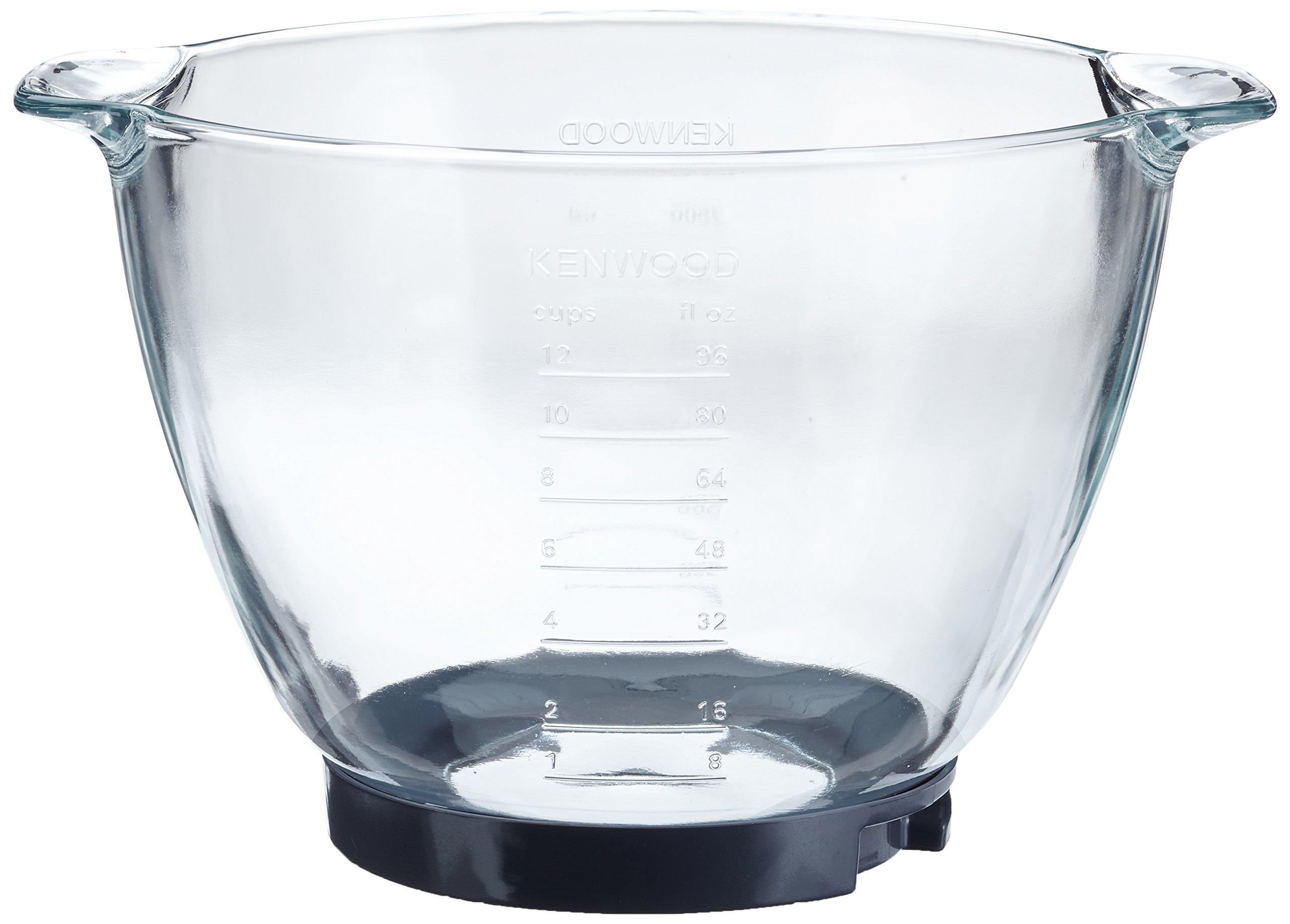 Kenwood Chef Glass Bowl - 4.6 Litre