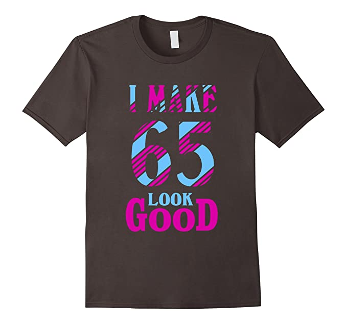 Mens 65th Grandma Grandpa Birthday T Shirts