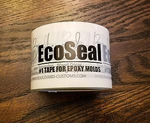 "EcoSeal Mold Release Tape 3"" x 55yrd"