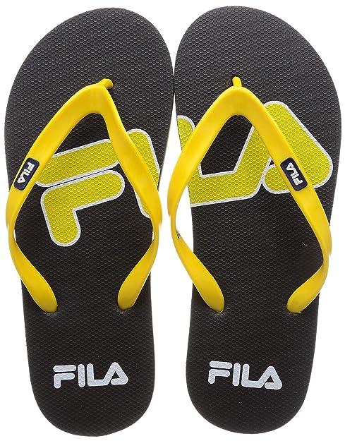 Buy Fila Mens EMRO Slippers at Amazon.in