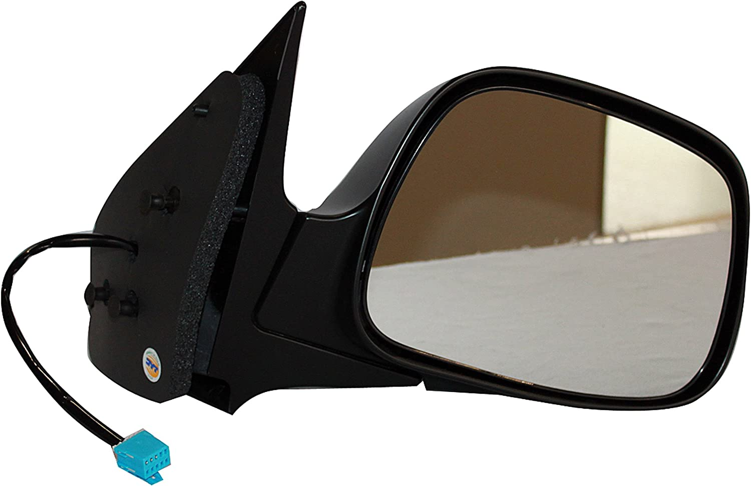 Partslink Number GM1321300 OE Replacement Buick Rendezvous Passenger Side Mirror Outside Rear View