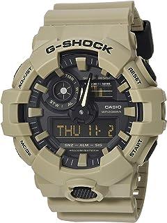 f22b16d28238 Casio De los hombres  G Shock  resina de cuarzo reloj Casual