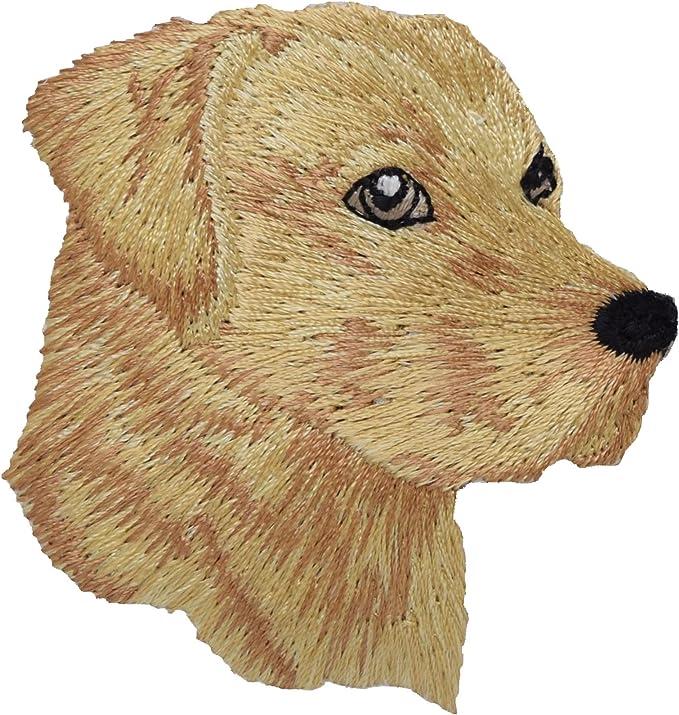 Yellow Labrador Retriever Embroidered All Purpose Tote