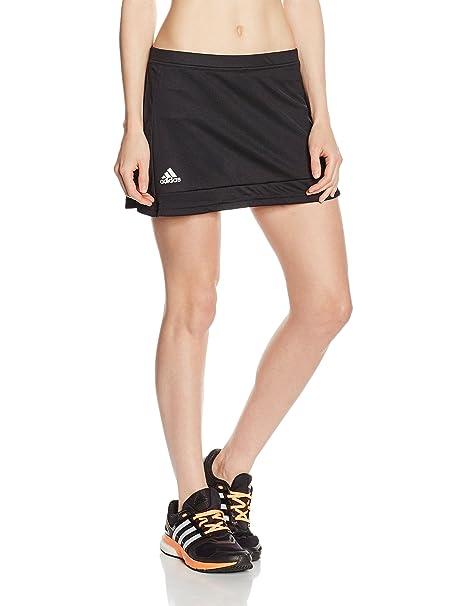 adidas Tenis para Mujer Rock T16 Falda W Negro/Blanco, Mujer ...