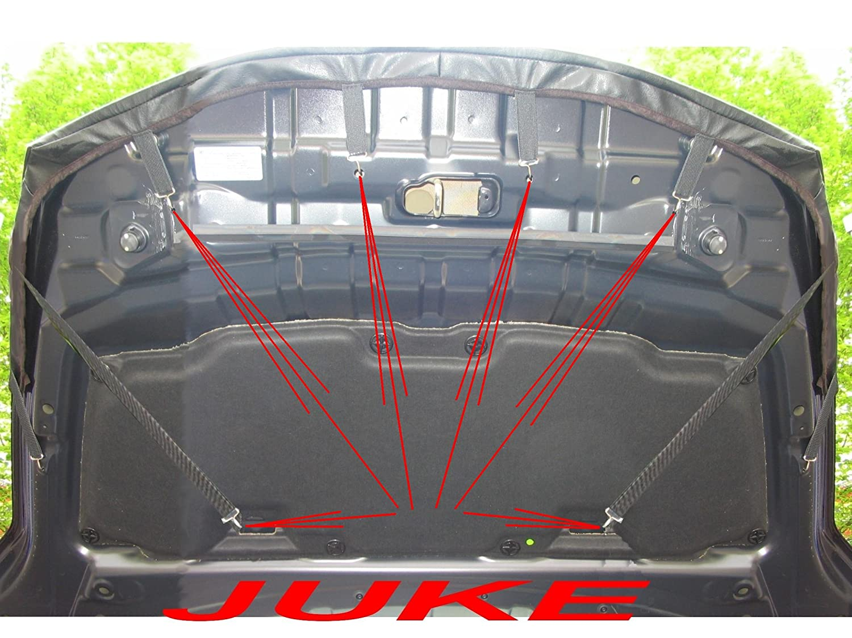 AB-00485 Juke Auto CAR BRA copri cofano protezione TUNING