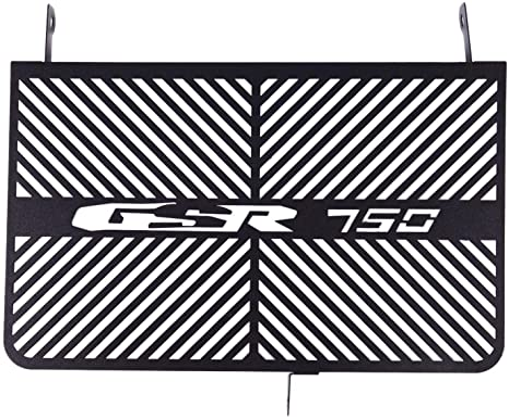 Gaoominy Protecteur de Grille de de Moto pour Calandre Adapt/é pour 2011-2015 GSR 750 Gsr750