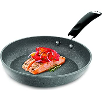 Amazon Com Bialetti 07263 Aeternum Easy Fry Pan 10 Inch