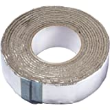 Frost King FV15 Foam and Foil Pipe Insulation, 2-Inch x 1/8-Inch x 15-Feet