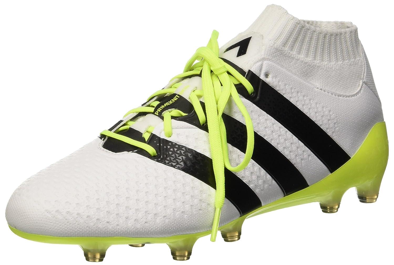 adidas Damen Ace 16.1 Primeknit FG/AG W Fuszlig;ballschuhe  43 1/3 EU|Varios Colores (Blanco (Ftwbla / Negbas / Amasol))