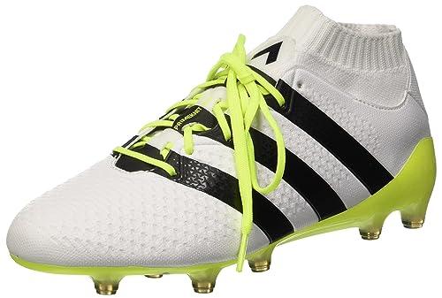 watch eb9a0 76ab0 adidas Ace 16.1 Primeknit FG AG, Botas de fútbol para Mujer  Amazon.es   Zapatos y complementos