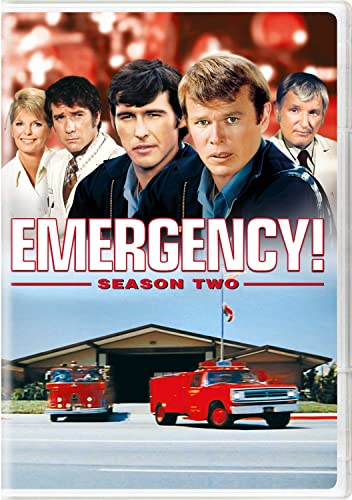 Emergency: Season Two 6 Dvd Edizione: Stati Uniti Italia ...